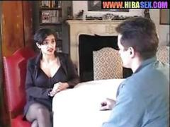 Big Breasted Hairy Brunete Anal Pounding