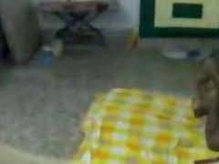 Indian Chennai aunty cheating with lover hubby record with hiddencam part 2