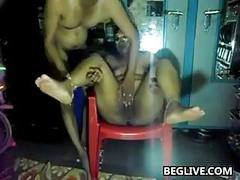 Indian Whore And Her Lover Fuck
